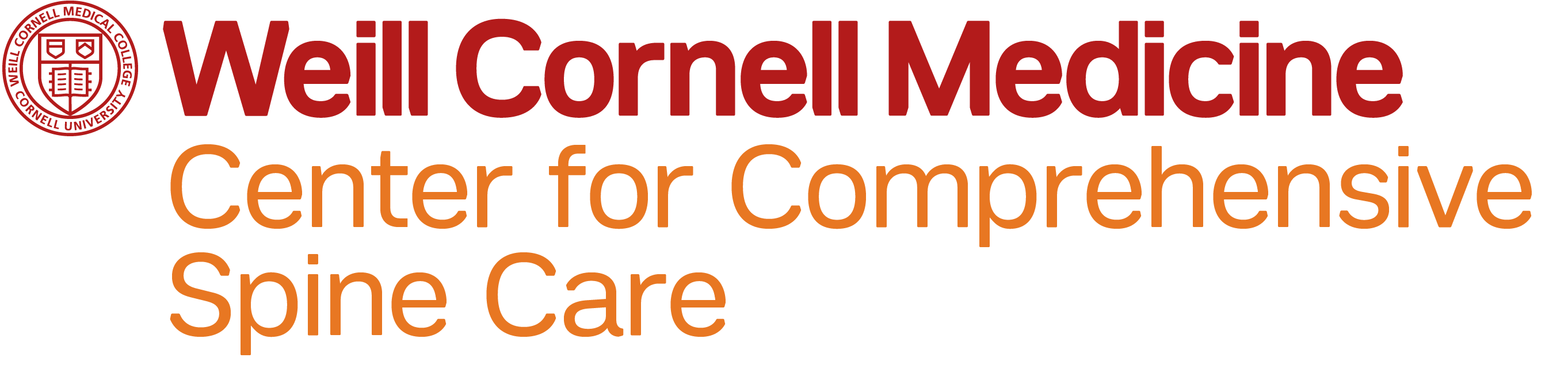 Weill Cornell Medicine Center for Comprehensive Spine Care